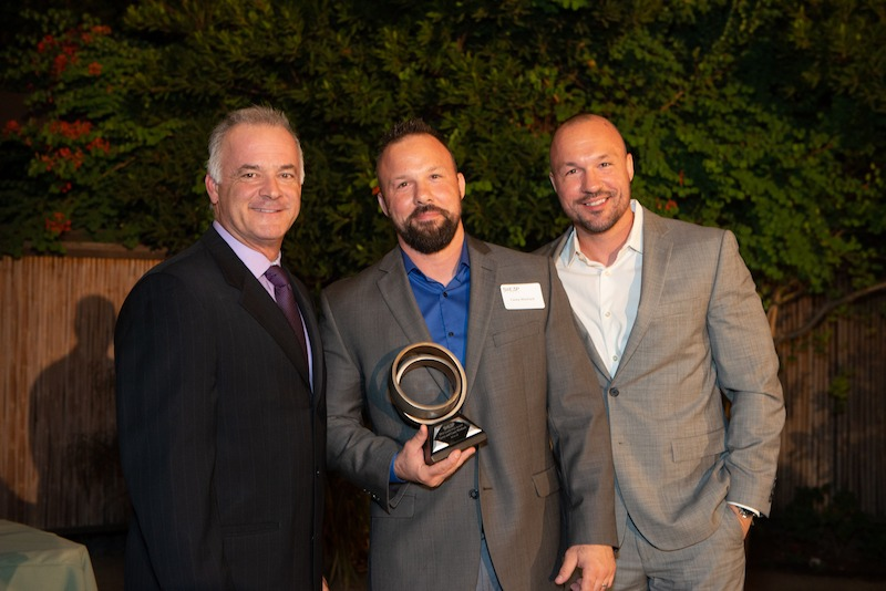 Shaun-Murphy-and-Gerry-and-Casey-Washack-Leadership-Award Annual SBEMP Awards Lawyer Palm Springs | Orange County