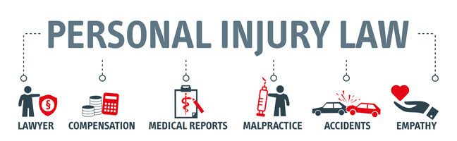 Common Kinds of Personal Injury Cases